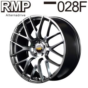 RMP ≪ 028F ≫ 19×9.0J 5H PCD120 +45 4本購入で送料無料|auto-craft