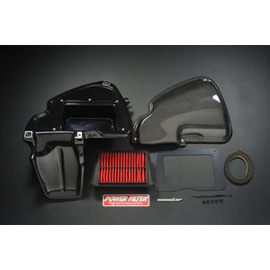 [Monster Sport] モンスタースポーツ エアクリーナーボックス AIRBO・X300「エアボックス300」【 ハスラー [MR31S] ターボ車用 】【代引不可】|auto-craft