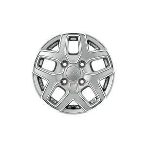 [無限] アルミホイール MD5 12X4.0B 4H-100+35 メタルシルバーミラーフェイス N-VAN JJ1 JJ2 18/7〜|auto-craft