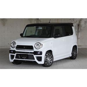 M'z SPEED エアロ3点セット 未塗装品 ハスラー MR31S MR41S 14/1〜|auto-craft