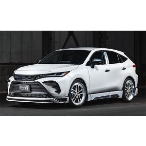 M'z SPEED エアロ4点セット ブラック 塗装済品 ハリアー ハリアーハイブリッド MXUA80 AXUH80 20/6〜|auto-craft