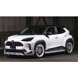 M'z SPEED エアロ3点セット 未塗装品 ヤリスクロス MXPB10 MXPB15 MXPJ10 MXPJ15 20/8〜|auto-craft