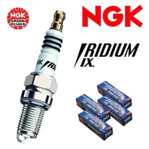 [NGK] イリジウムIXプラグ (1台分セット) 【ムーヴ/カスタム [L175S, L185S] H18.10~H22.12 エンジン[KF-DET(DOHCターボ)] 660】|auto-craft
