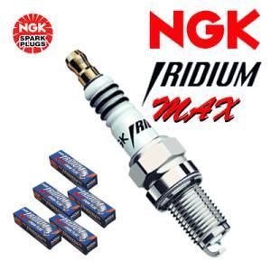 [NGK] イリジウムMAXプラグ (1台分セット) 【ラフェスタ/JOY [B30, NB30] H16.12~H17.12 エンジン[MR20DE] 2000】|auto-craft
