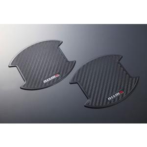 [nismo] ニスモ ドアハンドルプロテクター (M) 2枚セット【 ノート E11 / E12 】|auto-craft