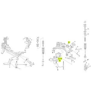nismo ニスモ  強化ブッシュ デフマウントブッシュキット フェアレディZ Z32 〜'98/10|auto-craft|02