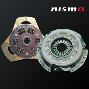 [nismo] スポーツクラッチディスク&クラッチカバーセット 【 マーチ HK11(CG13DE) 】セラメタC|auto-craft