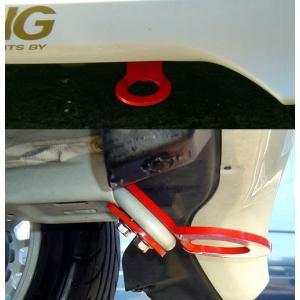 オクヤマ 牽引フック ≪トーイングフック (リア用・スチール製)≫ 【マーチ K12】|auto-craft