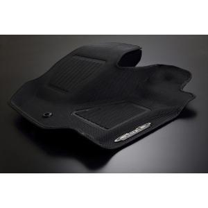 [Genb] 玄武 コンフォートマット 200系ハイエース ワイドボディ ブラックステッチ 【OMF11KH】|auto-craft