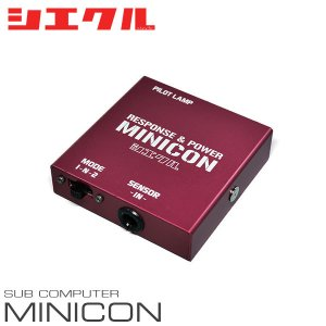 [siecle] シエクル MINICON ミニコン ハスラー MR31S R06A(ターボ) 14.1〜|auto-craft