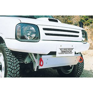 [ORSタニグチ] FRPフロントバンパー(フォグランプなしタイプ) 未塗装 ジムニー JB23W 1型〜10型 代引不可 ※沖縄・離島は要確認|auto-craft