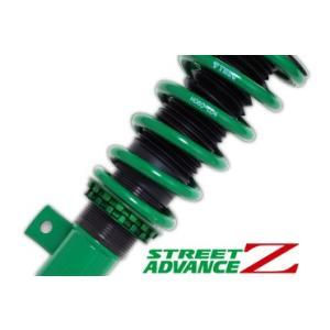 TEIN 車高調 STREET ADVANCE Z 【 インプレッサ [GC8] 1992.11-2000.08 4WD 2000 [WRX, WRX STI] 】 (※沖縄/離島は送料別)|auto-craft