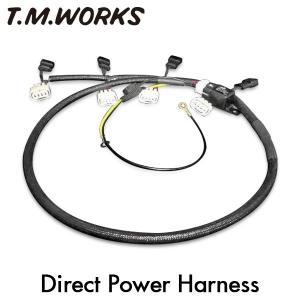 T.M.WORKS ダイレクト・パワーハーネスキット  ハスラー MR31S MR41S R06A 14/1〜|auto-craft
