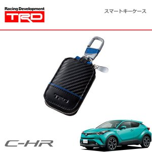 [TRD] スマートキーケース C-HR NGX50 ZYX10 16/12〜|auto-craft