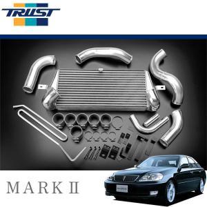 [TRUST] トラスト GReddy インタークーラーキット SPEC-LS マーク2 JZX110 1JZ-GTE 00.10〜04.10 auto-craft