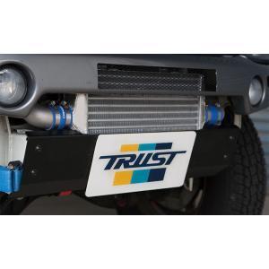 [TRUST] トラスト GReddy  インタークーラーキット SPEC-K TYPE41F ラジエター前置き ジムニー JB23W 05.11〜 K6Aターボ 6〜10型 ブローオフバルブホルダー付|auto-craft