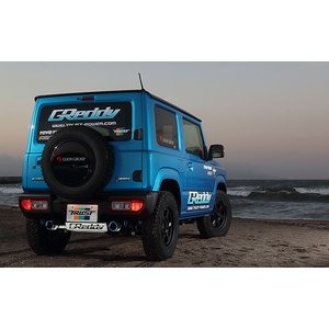 [TRUST] トラスト GReddy クロスマフラーG-Style マフラー  ジムニー JB64W 18.07〜 R06A 660 4WD 左右シングル出し 個人宅不可 北海道・沖縄・離島は要確認|auto-craft