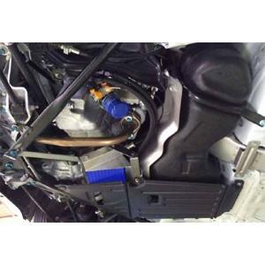 [TRUST] トラスト GReddy オイルクーラーキット スタンダードタイプ 12段 エンジン下 S660 JW5 15.04〜 S07A|auto-craft