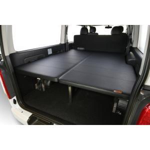 [UIvehicle] ≪マルチウェイフォルドベッドキット レザー&ウレタン20mm≫ 【ハイエースバン 200系 標準 (3型後期・4型) [スーパーGL] 】送料注意 auto-craft