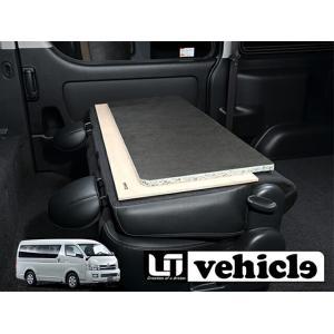 [UIvehicle] ≪セカンドシートバックパネル≫ 【ハイエースバン 200系 [スーパーGL] 純正用】※送料注意|auto-craft