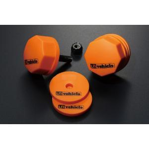 [UIvehicle] ≪2WD用 フロントバンプストップ≫ 【ハイエース 200系 (1~4型) 全車対応 】|auto-craft