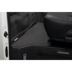 [UIvehicle] ≪3Dラバーマット (リア 1ピース)≫ 【ハイエース 200系 標準ボディ (1~4型) [スーパーGL/DX]】※送料注意|auto-craft