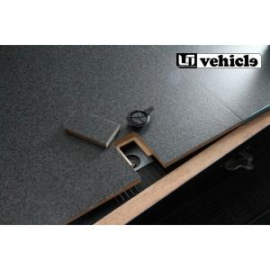 [UIvehicle] ≪簡易床張りキット≫ 【ハイエース200 スライドレール装着車用(1600mm) 1-5型 [標準S-GL/ワイドS-GL] 】※送料注意|auto-craft