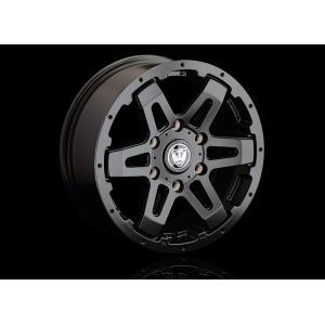 [ROXIC] ロクシック タテックス ホイール (マットブラック) 16×6.5J+42 139.7/6H【 TOYOTA ハイエース200系 】4本セット auto-craft