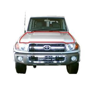 トヨタ ランドクルーザー 70 2007年以降 フード ボンネット|auto-parts-jp