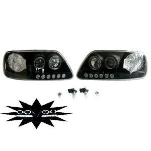 エクスペディション F-150 LED イカリング ヘッドライト auto-parts-jp