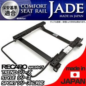 コペン L880K用 シートレール 運転席 レカロ セミバケ リクライニング用 TREND-J JJ...