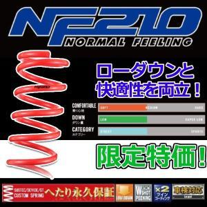 タナベ NF210 グレイス GM4用ダウンサス 新品 メーカー正規販売品 autoaddictionjapan
