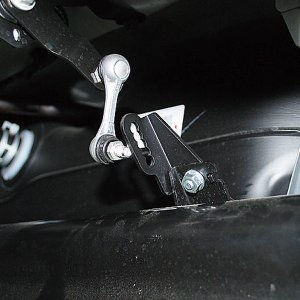 アルト ターボRS HA36S FF車用 オートレベリング アジャストステー 光軸補正用|autoaddictionjapan