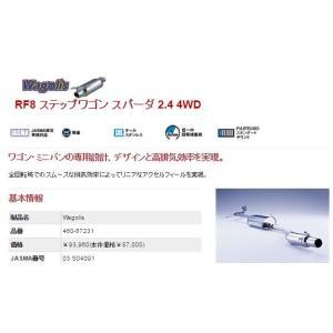 フジツボ ワゴリス RF8 ステップワゴン スパーダ 2.4 4WD|autoaddictionjapan