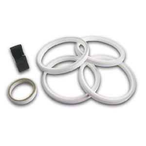 ホイールテープ / リム用テープ / (ホワイト/白) / 車1台分|autoagency