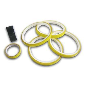 ホイールテープ / リム用テープ / (イエロー/黄) / 車1台分|autoagency