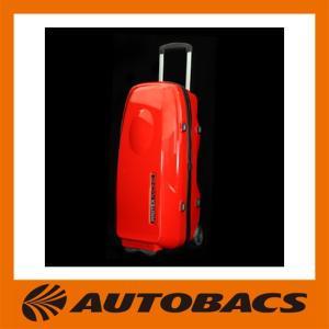 プロテック Racing r-1 トラベルキャリーバッグ ホーナブルレッド Racinr-1-03|autobacs