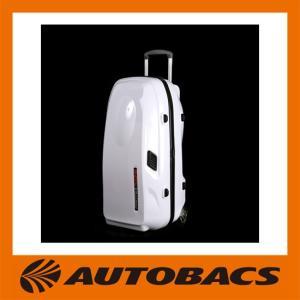 プロテック Racing r-2 トラベルキャリーバッグ エアーホワイト Racinr-2-01|autobacs