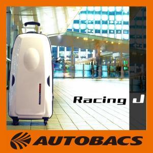 プロテック Racing J トラベルキャリーバッグ エアーホワイト RacinrJ|autobacs