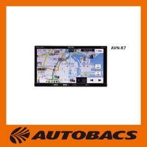 イクリプスECLIPSE AVN-R7 32GBフルセグ内蔵7型メモリーナビ autobacs