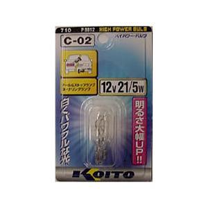 KOITO(コイト/小糸)  C-02 P8812 12V21/5W
