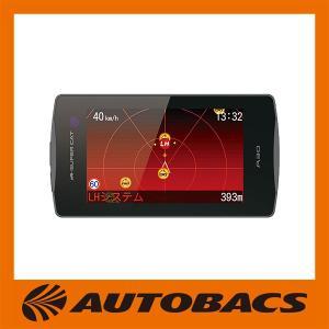 Yupiteru Super Cat A30 GPS&レーダー探知機