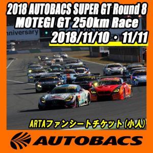 SGT第8戦MOTEGI ARTAファンシートチケット(小人)|autobacs