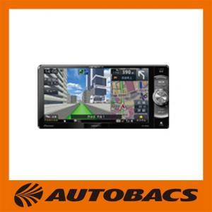 カロッツェリア 楽ナビ AVIC-RW900 16GBフルセグ内蔵7V型メモリーナビ パイオニア autobacs