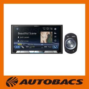 カロッツェリア AVIC-CZ901 7V型ワイドVGA地上デジタル・AV一体型メモリーナビゲーション|autobacs