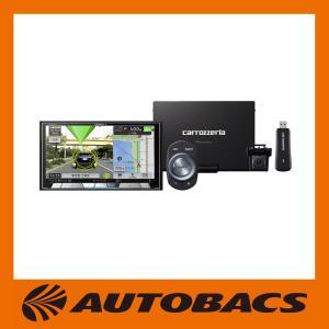 カロッツェリア AVIC-CZ901-M 7V型ワイドVGA地上デジタル・AV一体型メモリーナビゲーション マルチドライブアシストユニットセット|autobacs
