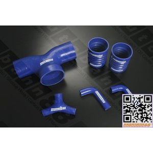 シリコン インテークホース フェラーリ F355 3.5L 青 |autobahn88