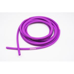 シリコンバキュームホース Φ4mm 1M エアブースト配管 紫|autobahn88