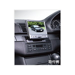 カナテクス(Kanatechs)  品番:GE−BM102 BMW3シリーズ(E46)カーAV取付キット/カナック企画|autocenter|04