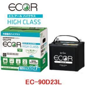 ECT-80D23L GSユアサ 充電制御車用 バッテリー  ECO.R(エコ アール) /GS YUASA/エコカー|autocenter